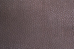 Grunge leather texture to background Stock Photography