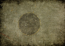 Grunge linen material Royalty Free Stock Image