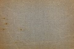 Grunge linen sailcloth canvas texture background. Natural rustic grey and brown flax duck linen fabric textile sailcloth canvas texture background pattern with Stock Photos