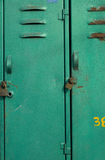 Grunge locker Royalty Free Stock Images
