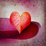 Grunge Love Background Royalty Free Stock Photo