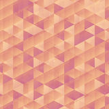 Grunge low poly design Stock Images