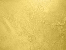 Grunge luxury golden background wall Stock Images