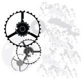 Grunge machinery Stock Images