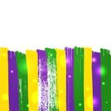 Grunge mardi gras background. Vector illustration of Grunge mardi gras background Royalty Free Stock Photo