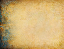 grunge marginesu śniedź Obraz Royalty Free