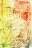 Grunge maserte Hintergrund Stockbild