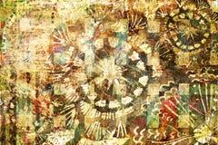 Grunge maserte Hintergrund Stockbilder