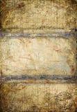 Grunge maserte Hintergrund mit Platz für Text Stockbilder