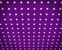Grunge maserte Polka-Punkt-Hintergrund Lizenzfreie Stockfotos