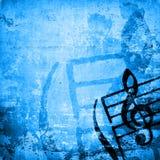 Grunge melody Royalty Free Stock Photo