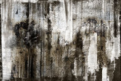 Grunge metal abstract background Stock Images