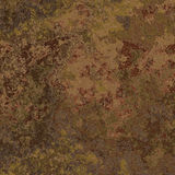 Grunge metal background. Old brown grunge metal background royalty free illustration