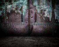 Grunge Metal Background Royalty Free Stock Photo
