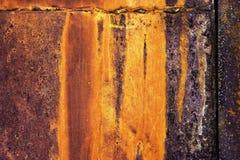 Grunge Metal Background. Rust present Stock Photos