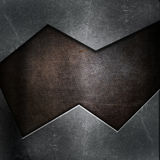 Grunge metal background. Abstract background with grunge metal texture Stock Photos