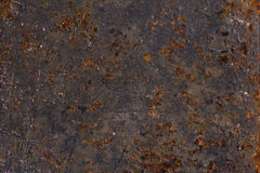 Grunge Metal Background. Corrosion. Stock Photography