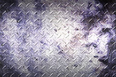 Grunge metal background. Stock Photography
