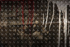 Grunge metal background. Royalty Free Stock Photo