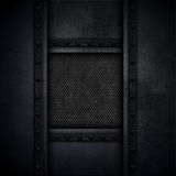 Grunge metal and concrete background Royalty Free Stock Photography