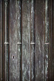 Grunge Metal Door Royalty Free Stock Photo
