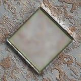 Grunge metal frame Stock Photos