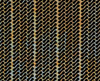 Grunge metal grate. Background or texture stock image