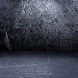 Grunge metal interior Royalty Free Stock Images