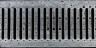 Grunge Metal lattice Stock Photo