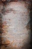 Grunge metal pattern background Stock Photo