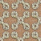 Grunge metal pattern Stock Photo