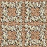 Grunge metal pattern Royalty Free Stock Images