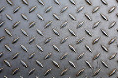 Grunge metal plate. Royalty Free Stock Photography