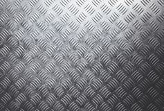 Grunge metal plate. For background Stock Images