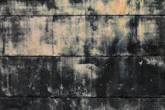 Grunge metal plate background Stock Images
