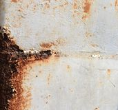 Grunge metal rust texture Royalty Free Stock Images