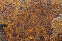 Grunge Metal Rusty background Royalty Free Stock Photography