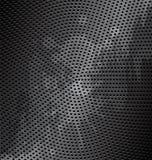 Grunge metal template background Stock Photos