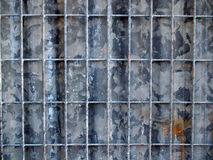 Grunge metal texture with paint Royalty Free Stock Photography