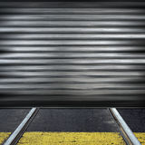 Grunge metal wall Royalty Free Stock Photography