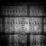 Grunge metal wall Royalty Free Stock Image