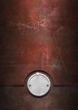 Grunge metallbakgrund Arkivfoto