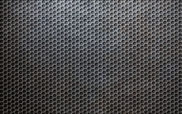Grunge metallic grid background Royalty Free Stock Photo