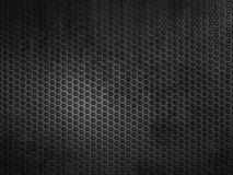Grunge metallic mesh Stock Images
