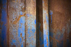 Grunge metallic surface Royalty Free Stock Photos
