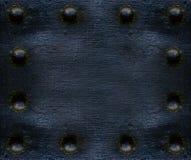 Grunge Metallplattenbeschaffenheit Lizenzfreies Stockbild