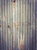 Grunge metalu ściana Zdjęcie Royalty Free