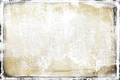 Grunge miękka rama Zdjęcia Stock