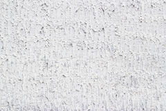 The grunge modern white raw style concrete wall background and texture Stock Images