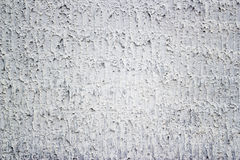 The grunge modern white raw style concrete wall background and texture Stock Photo